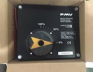 瑞典PMV阀门定位器