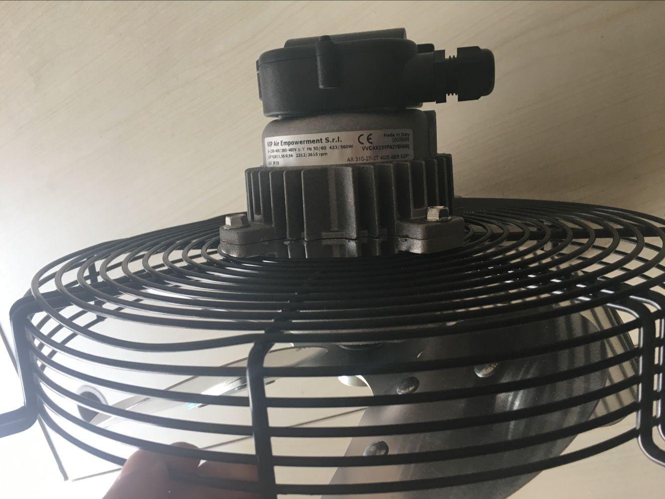 CAX310-27-2T风机