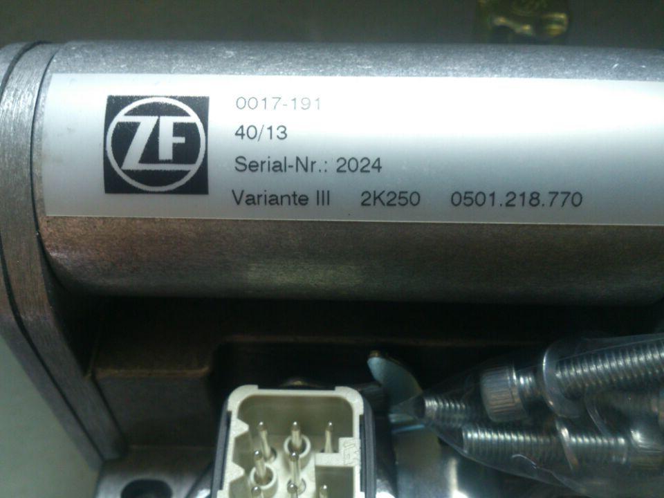 ZF换挡电磁阀维修,更换