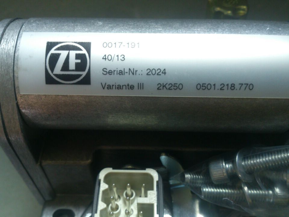 ZF  GE5 060 F47/ 143换挡电磁阀