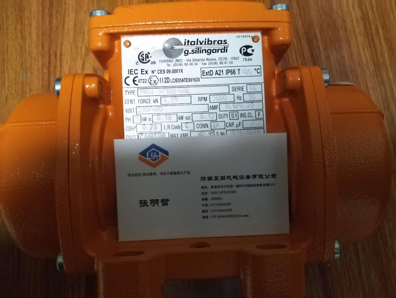 MVSI 3/100-S02 振动电机