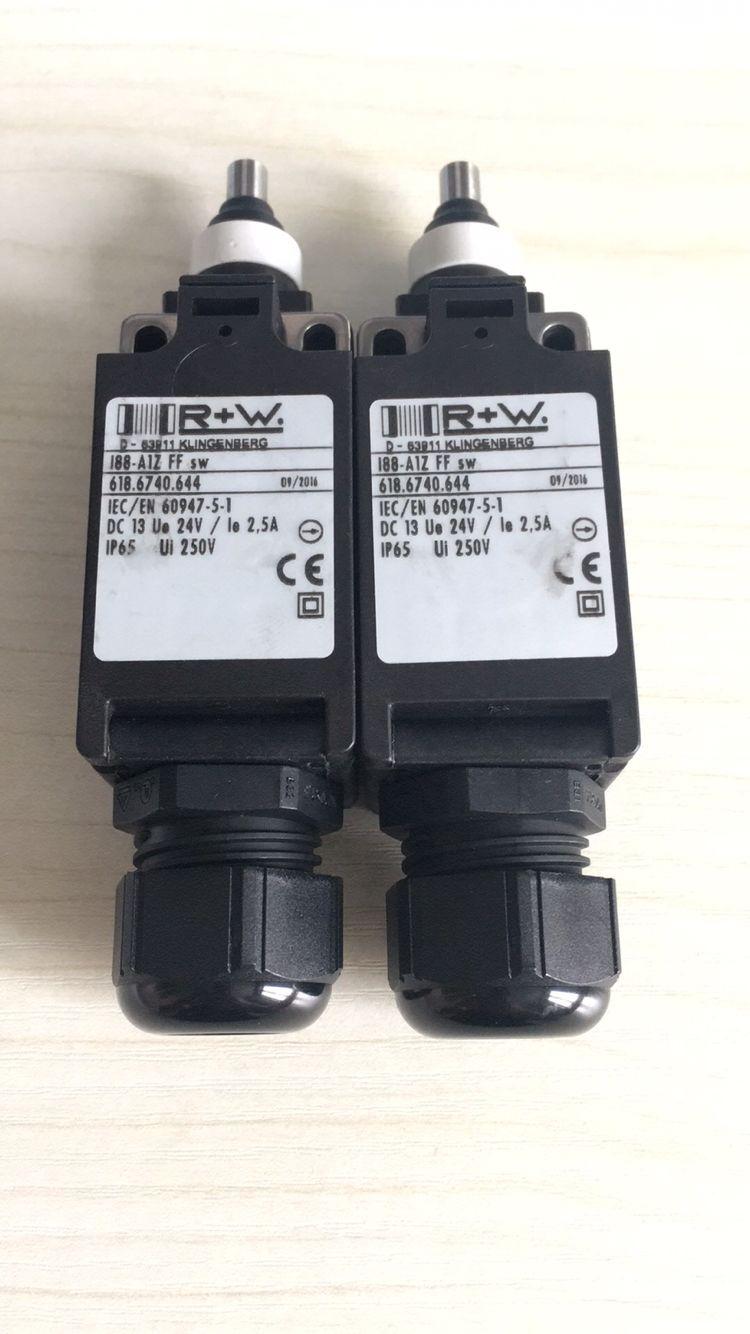 德国R+W,188-A1ZFFSW,原装现货
