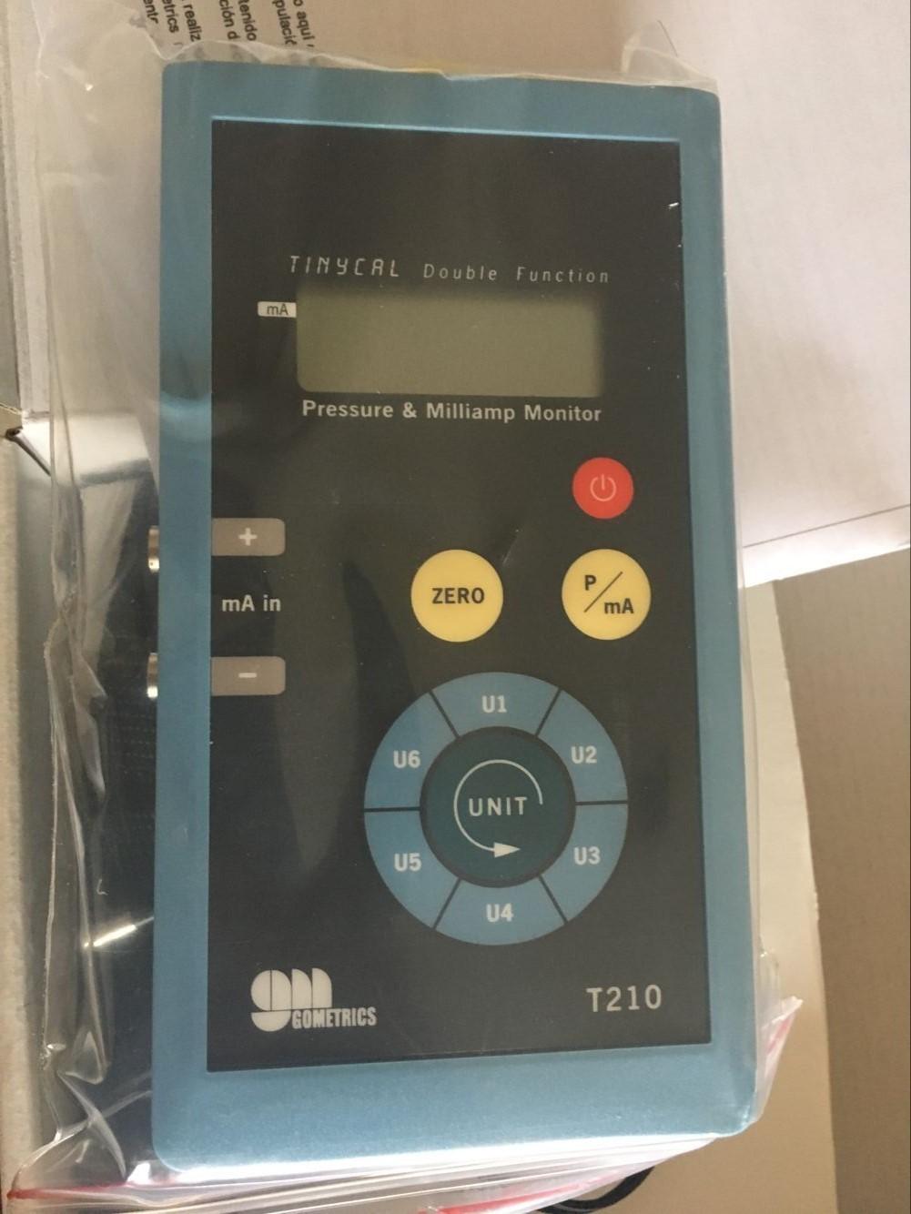 GOMETRICS T210,T210压力仪表,西班牙原装进